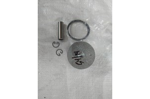 Поршень 54 мм  в сборе палец 14мм
