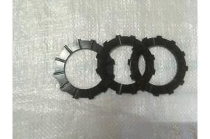 Карпати мопед диск прямий текстоліт