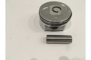 Поршень SUBARU EX 17 кольца +палец (палец 15,8 мм)