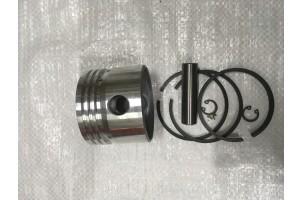 Поршень диаметр 65мм,высота 52мм ,толщина кольца 2,5мм/2,5мм/4мм